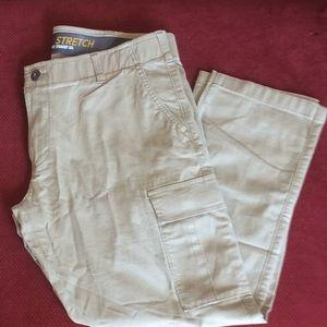 Men Lee Premium Select Motion Stretch Cargo Pants
